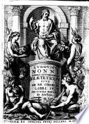 Ludouici Nonnii     Di  teticon  sive de re cibaria libri IV  Secunda editio et auctior