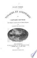 Voyages et aventures du capitaine Hatteras. Les Anglais au pôle nord, le Désert de glace. 150 vignettes par Riou
