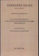 Das Kanonissenstift und Benediktinerinnenkloster Herzebrock