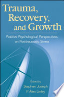 Trauma  Recovery  and Growth Book PDF