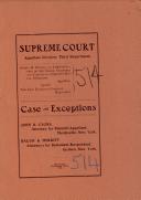 Supreme Court Sullivan County