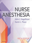 Nurse Anesthesia E Book