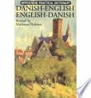 Danish English English Danish Dictionary