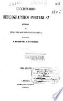 Diccionario bibliographico portuguez: J (1860. 472 p.)