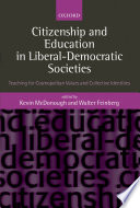 Citizenship and Education in Liberal Democratic Societies