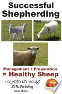 Successful Shepherding   Management   Preparation   Healthy Sheep