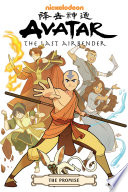 Avatar The Last Airbender The Promise Omnibus