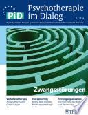 Psychotherapie im Dialog - Zwangsstörungen