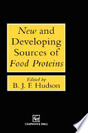 New And Developing Sources Of Food Proteins book