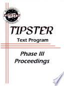 Tipster Text Program