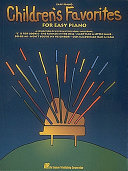 Children s Favorites for Easy Piano