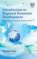 Introduction to Regional Economic Development