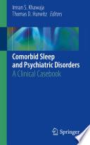 Comorbid Sleep and Psychiatric Disorders Book PDF