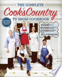 The Complete Cook s Country TV Show Cookbook Season 8