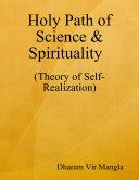 download ebook holy path of science & spirituality pdf epub