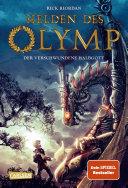 Helden des Olymp  Band 1  Der verschwundene Halbgott