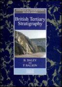 British Tertiary stratigraphy