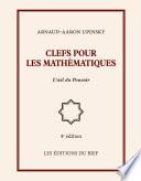 illustration du livre Clefs pour les mathématiques