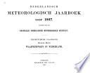 Jaarboek - Kninklijk Nederlands Meteorologisch Instituut