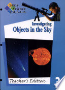 Bscs Science T R A C S Investigating Objects In The Sky