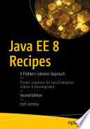 Java Ee 8 Recipes