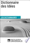 Dictionnaire des Id  es