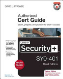 CompTIA Security  SY0 401 Authorized Cert Guide