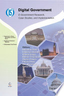 Digital Government Free download PDF and Read online