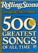 Rolling Stone 67 Selections From The 500 Greatest Songs Of All Time
