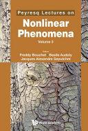 Book Peyresq Lectures on Nonlinear Phenomena