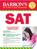Barron s SAT  29th edition