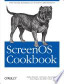 Screenos Cookbook book