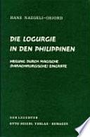 Die Logurgie in den Philippinen