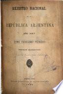 Registro nacional de la Rep  blica Argentina