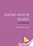 Human Animal Studies