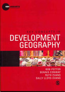 Key Concepts in Development Geography