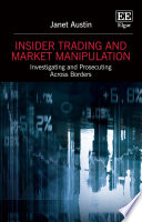 Insider Trading and Market Manipulation
