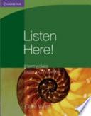 Listen Here  Intermediate Listening Activities