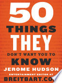 Book 50 Things They Don t Want You to Know
