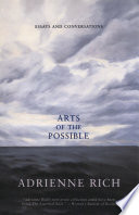 Arts of the Possible  Essays and Conversations