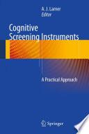 Cognitive Screening Instruments