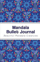 Blue Mandala Design Journal