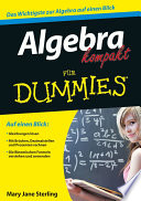 Algebra kompakt f  r Dummies