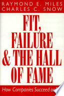 Fit  Failure and the Hall of Fame