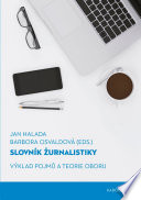 Slovník žurnalistiky