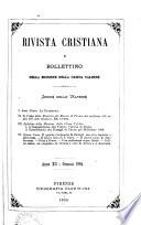 Rivista cristiana e bollettino della Missione della Chiesa valdese