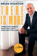 There is More: When the World Says You Can't, God Says You Can Author Of Live Love Lead Shows How