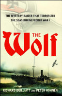 The Wolf : in kiel, germany, and would not touch land...