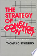 Ebook The Strategy of Conflict Epub Thomas C. Schelling Apps Read Mobile