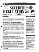Securities Regulation & Law Report